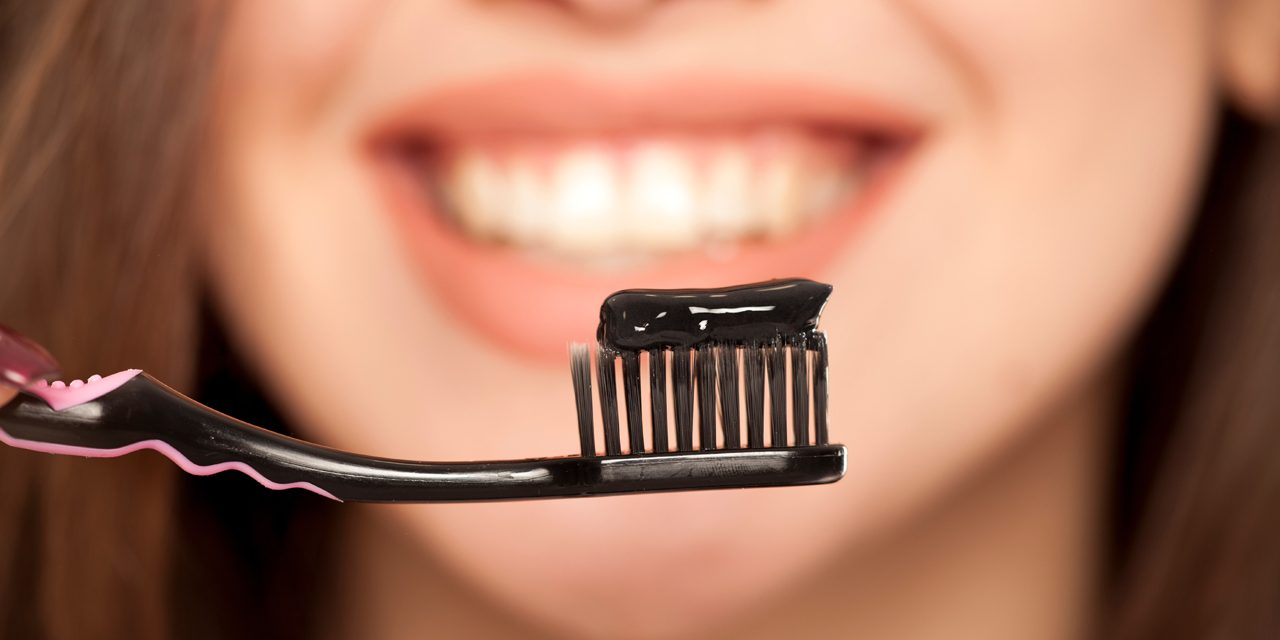 Activated Charcoal Toothbrush