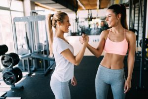 Gym Workout Routines For Women 5 Ways With Benefits