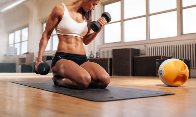 How to Improve Your Toning Exercises? (Four Sets of Full-Body Workout)
